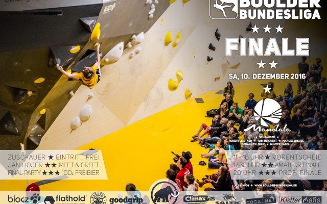 Finale – Boulder Bundesliga 2016