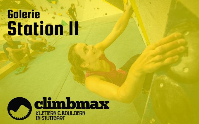 Galerie Station 11 – Climbmax Stuttgart