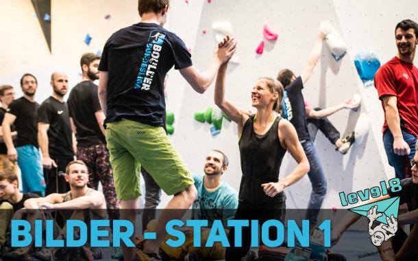 Galerie Station 1 – 2017 – Level8 Gießen