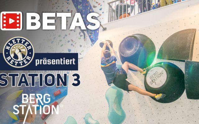 Beta Videos – Station 3