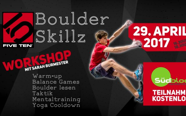 5.10 Boulder Workshop