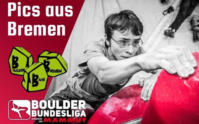 Bilder – Boulder Base Bremen