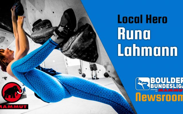 Runa Lahmann ist Local Hero 2017