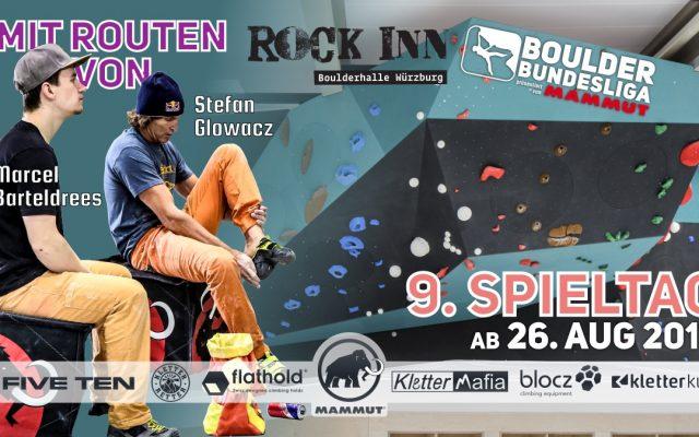 9. Spieltag | ROCK INN Würzburg