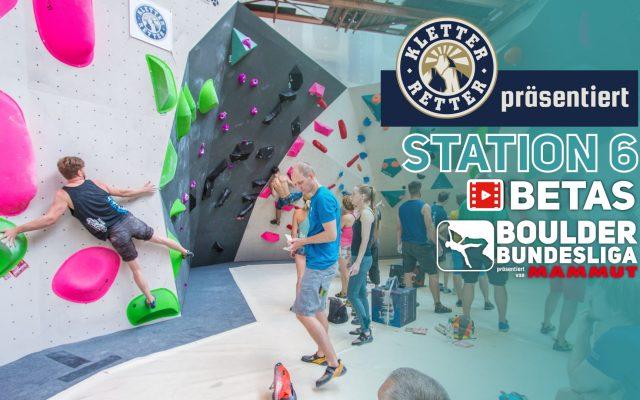 Beta Videos – Boulderlounge Chemnitz