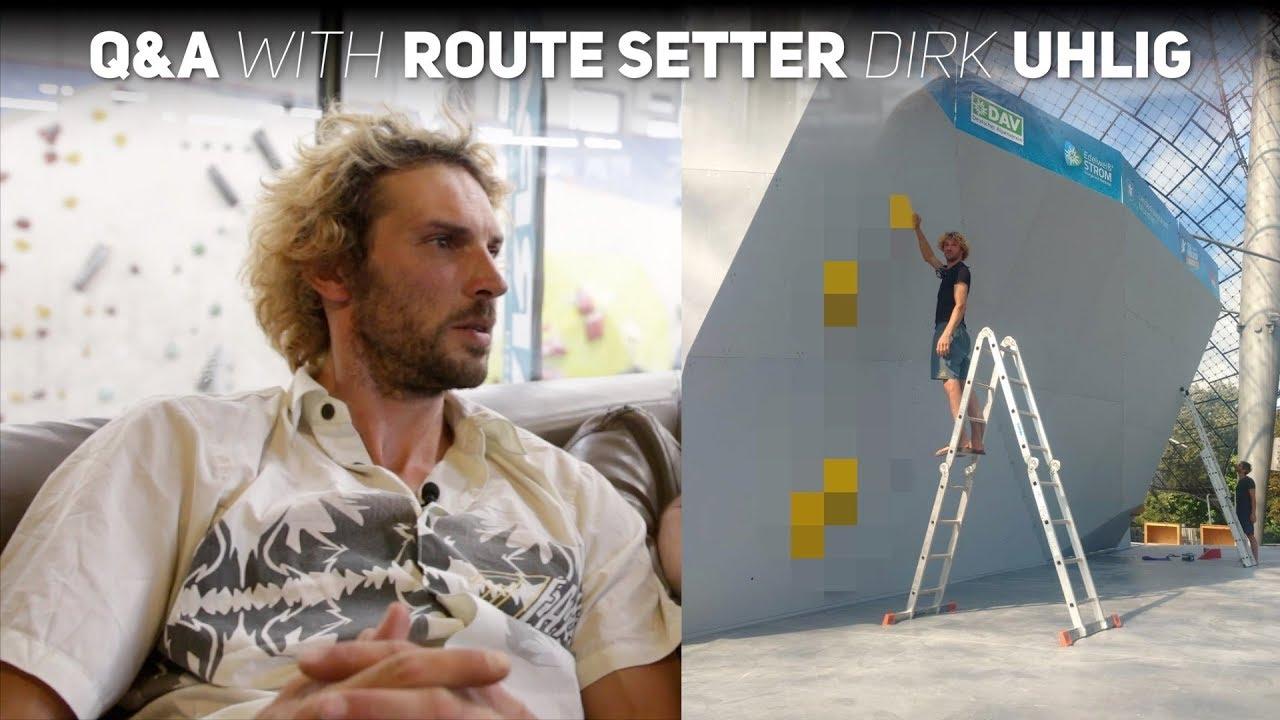 Q&A: Dirk Uhlig zum Weltcup 2018