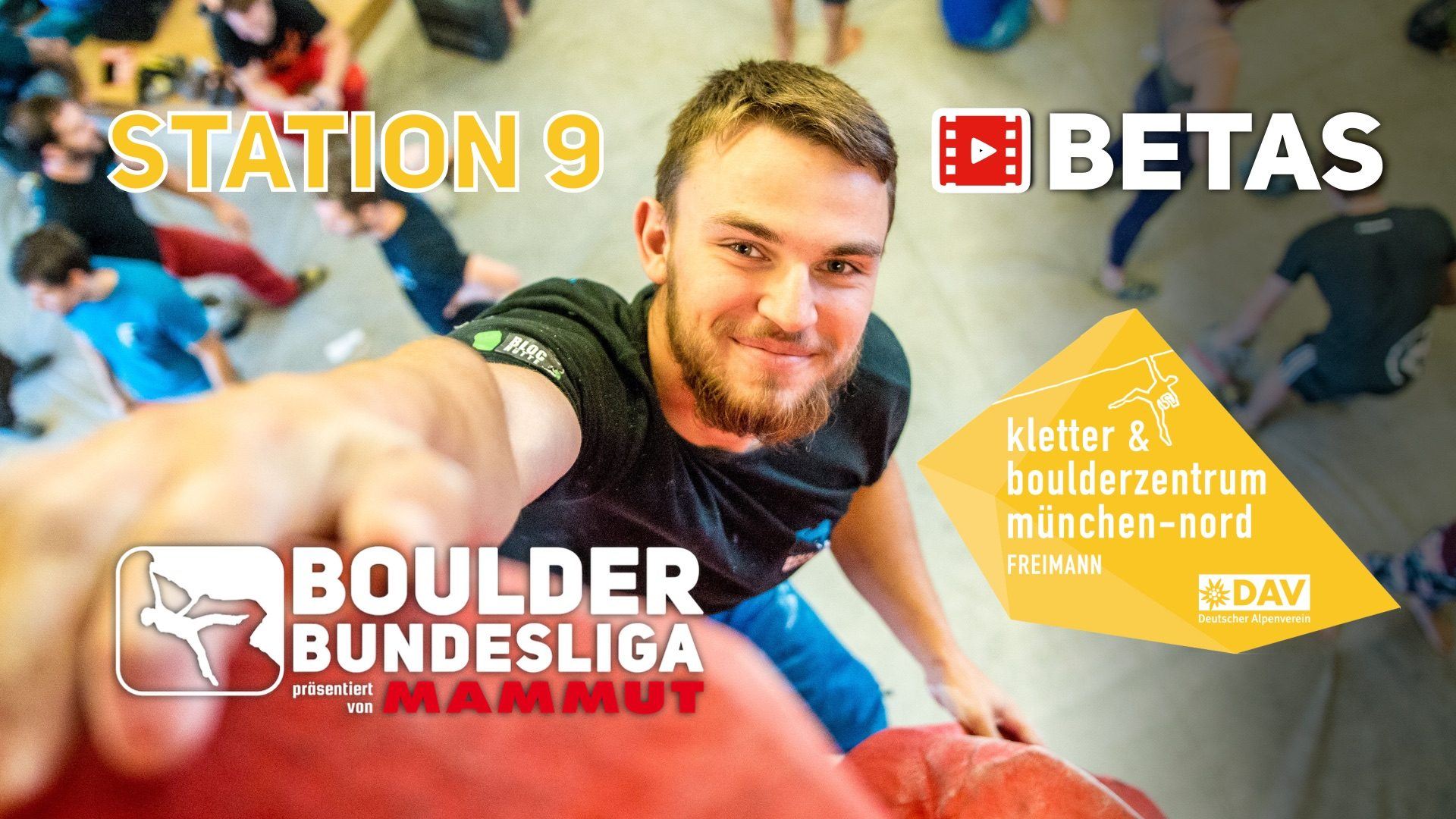 Beta Videos – DAV Kletter- und Boulderzentrum Freimann