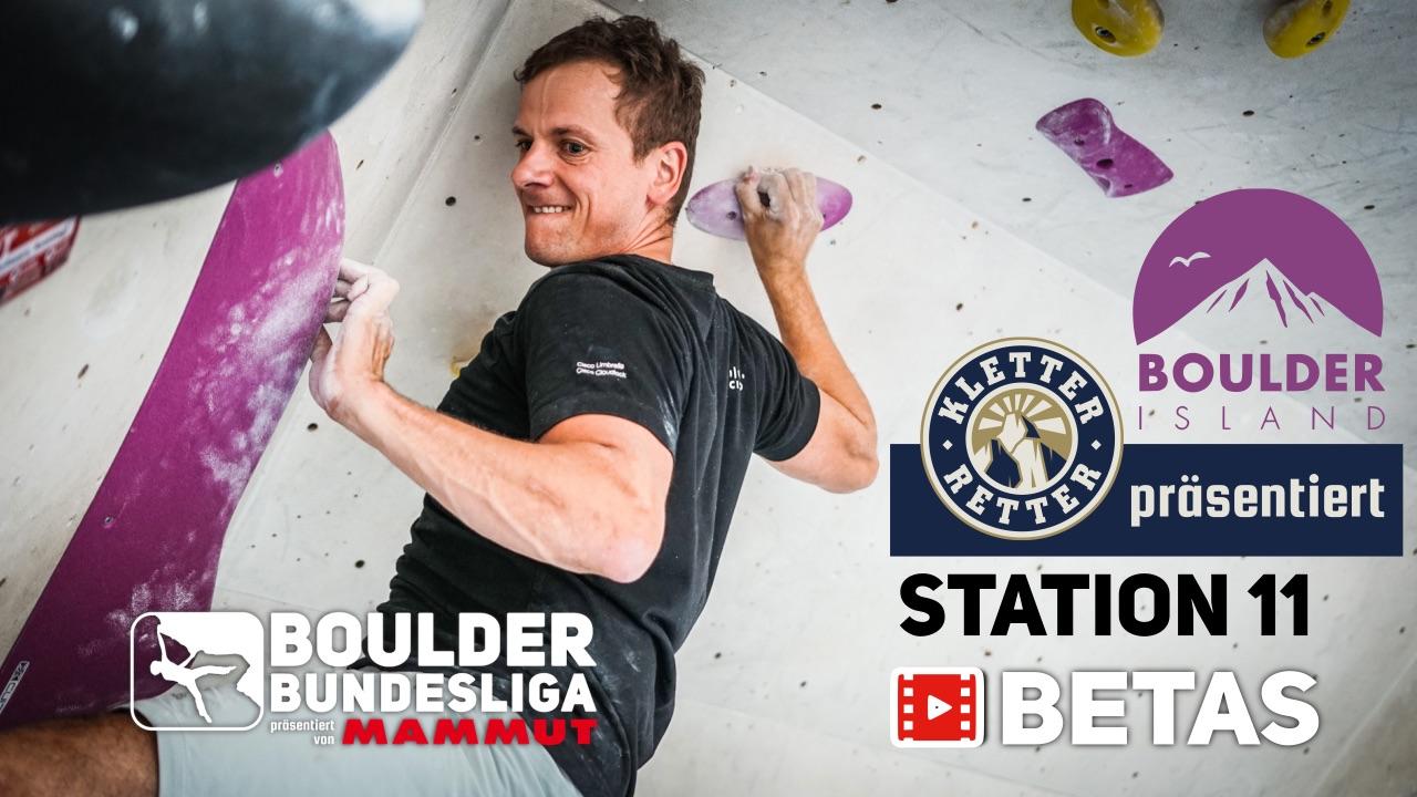 Beta Videos – Boulder Island