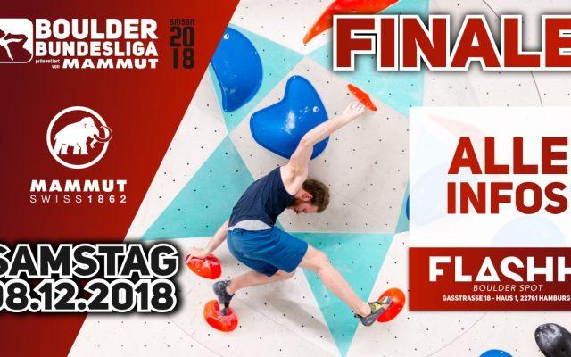 Boulder Bundesliga Finale 2018