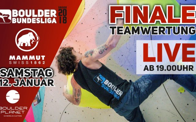 Livestream: Finale Teamwertung 2018