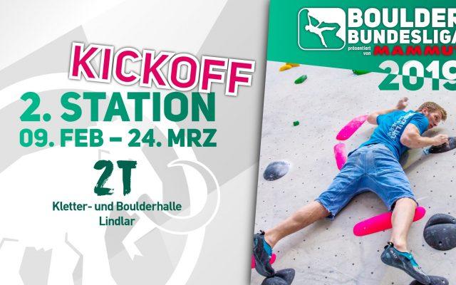 Doppelspielzeit: Startschuss in Lindlar
