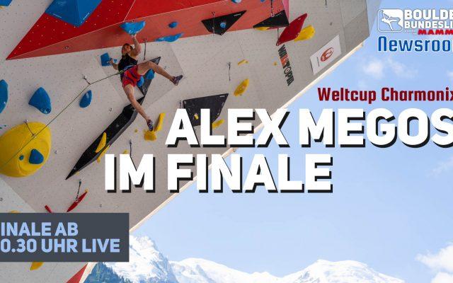 Alex Megos steht im Finale – Janja Garnbret erstmals nicht