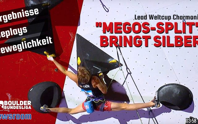 »The Megos-Split« bringt Silber