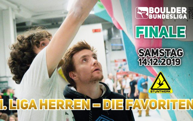 Favoriten – 1. Liga Herren – 2019