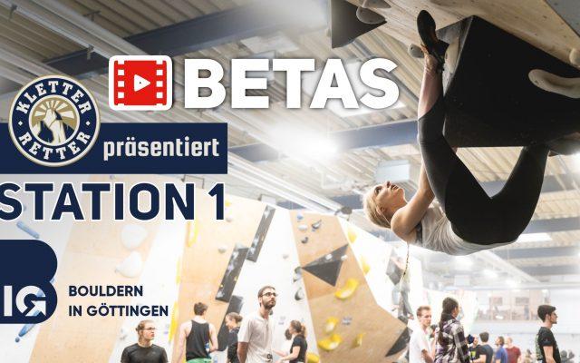 Beta Videos – Station 1