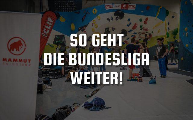 So geht die Bundesliga weiter