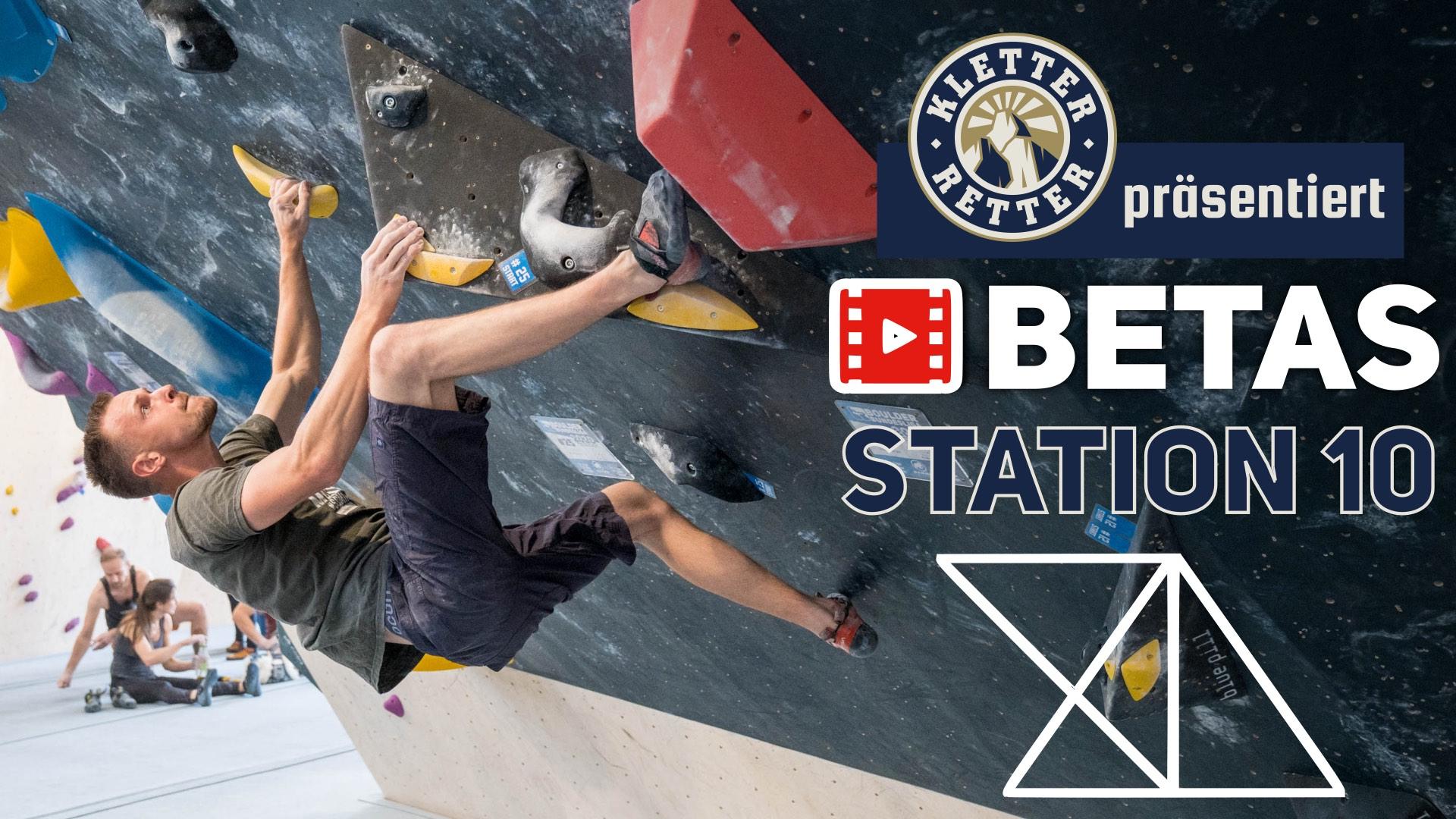 Beta Videos Station 10